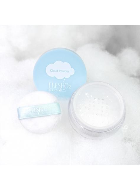 雲朵輕透持妝粉