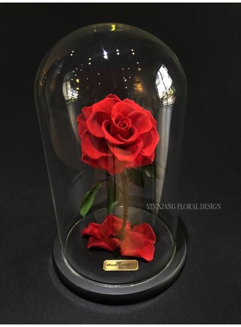 經典不敗玫瑰 永生花 L 印象FloralDesign 出品