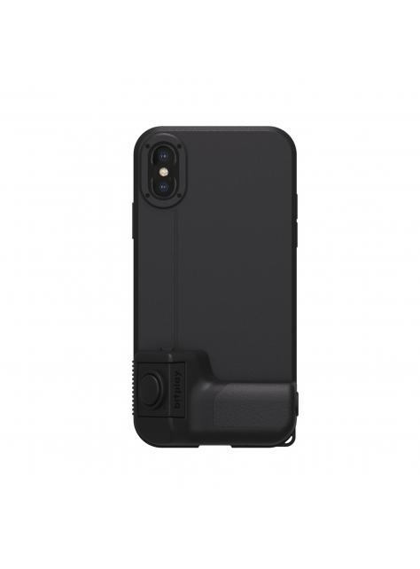 預購-iPhone XS 專業版 質感黑(搭配SNAP! Grip藍芽快門把手)