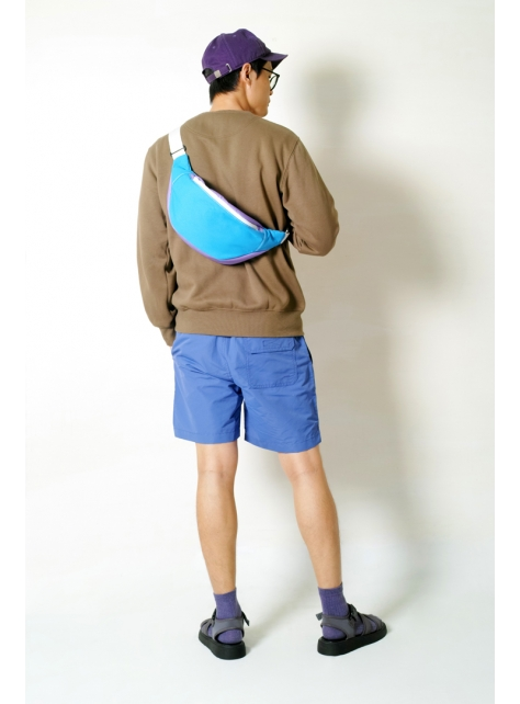 BEGINNING-手做防水帆布斜側揹/腰包