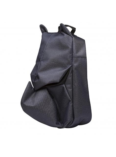 ORIBAGU 摺紙包_丹寧犀牛 旅行後背包(小)