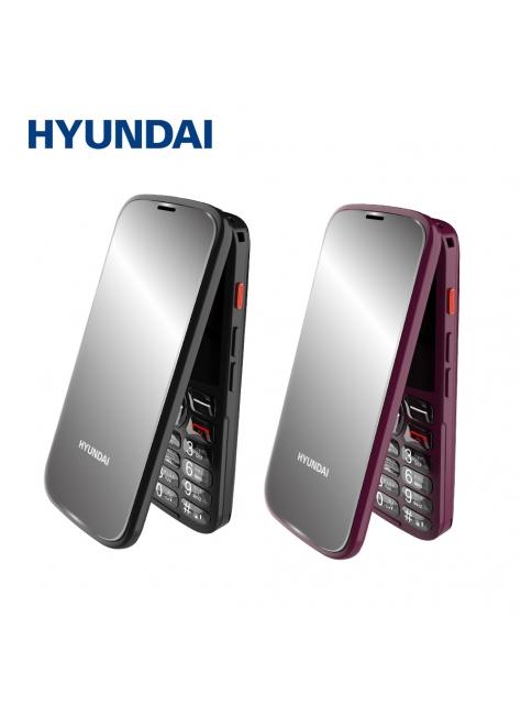 【HYUNDAI 現代】GD-101 孝親折疊手機
