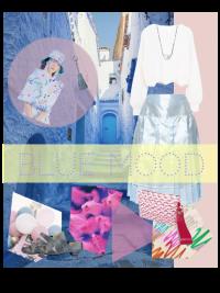藍色世界  #fflives #你甩了嗎 #甩版 #FashionForwardLives #fflivesme