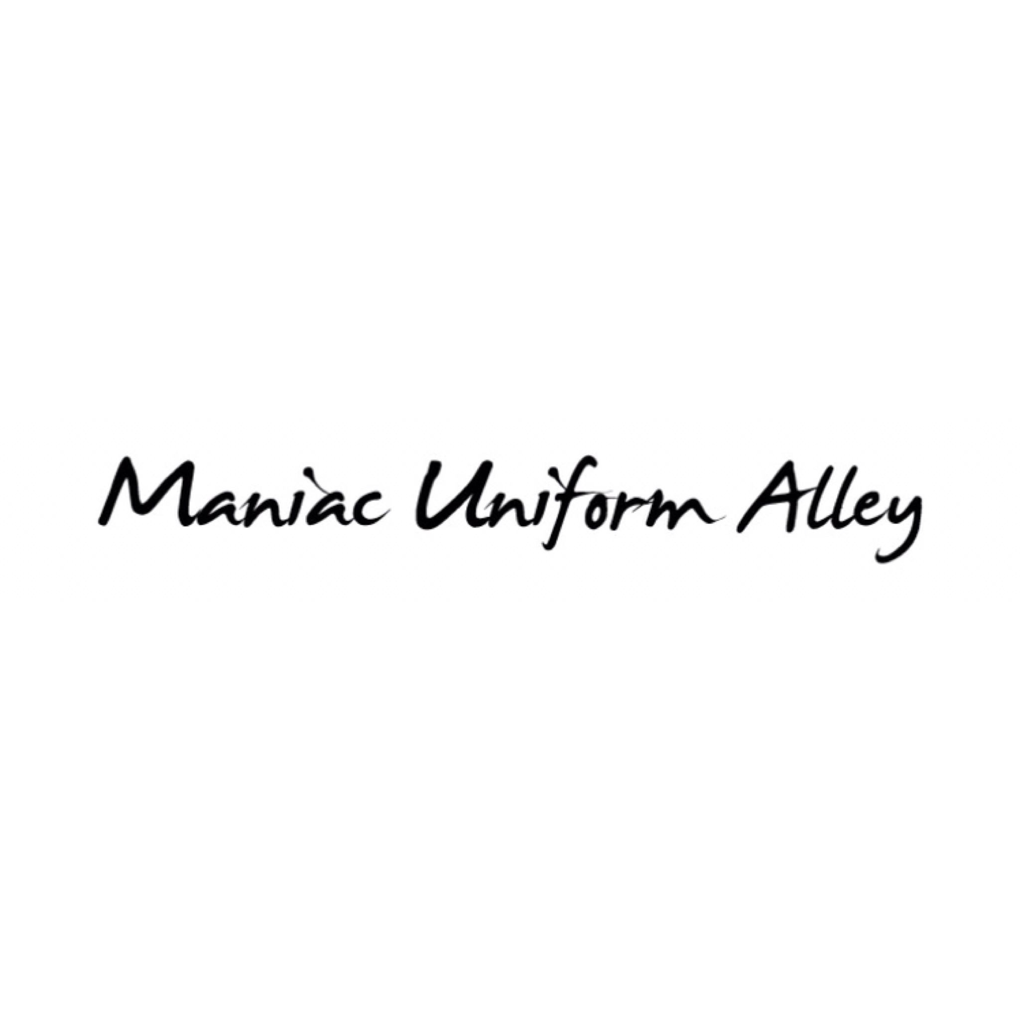 Maniac Uniform Alley